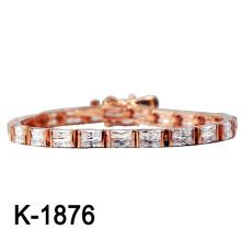 Nueva pulsera de plata de la joyería de la manera de los estilos 925 (K-1876. JPG)