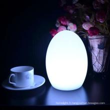 Décoratifs multicolores, changer les lampes à LED alimenté par batterie