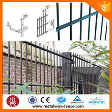 2016 shengxin direct 868 double wire mesh home garden fence