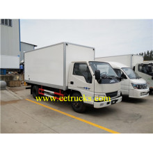 JMC 0.5-2.5 TON Light Duty Refrigerated Trucks
