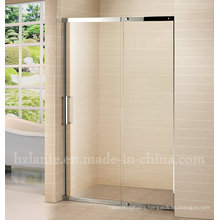 European Design Stainless Steel Glass Shower Door (LTS-026)