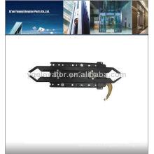 Componente de cuchilla de puerta de elevador, paleta de puerta de ascensor