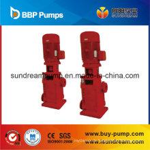 Diesel automatische Feuer Kampf Wasserpumpe