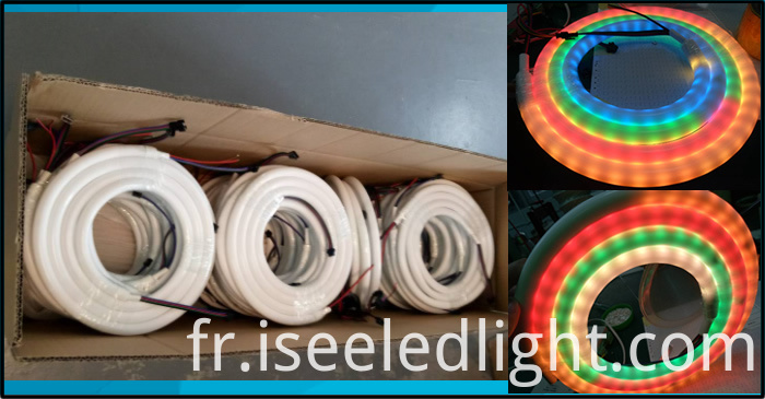3D Flexible LED Strip Tube light