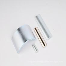 Different Shape Arc Neodymium Permanent Magnet