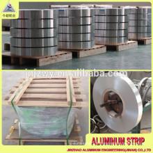 Bande de bordure mince en alliage d'aluminium 8011 pour verre