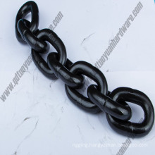 High Strength G80 Lifting Chain/Hoist Chain/Black Chain Link