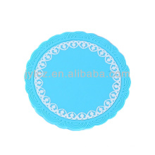 silicone coffee cup coaster