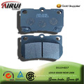 SEMI-METALLIC CAR BRAKE PAD FOR LEXUS GS430 REAR 2006