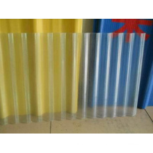 Competitive Price and Good Fire Resistant Rating Transparent Roofing Tiles