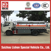 Dongfeng Fuel Tanker pump system and NC tanker system 7000L