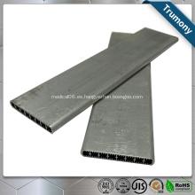 Tubo multipuerto de microcanal de aluminio de extrusión