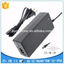 Ul enumeró el cargador de batería 48W 16.8V 3A Portable Li-ion