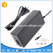 New style 50/60Hz led 18v 2.5a dc switch power adapter LEVEL 6