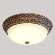 Antique Resin iluminação de teto para sala de estar (SL92622-3)
