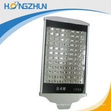 Kundenspezifische Aluminium Led Street Light Gehäuse CE ROHS genehmigt