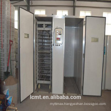 New technology incubation mode for all intelligent egg incubators
