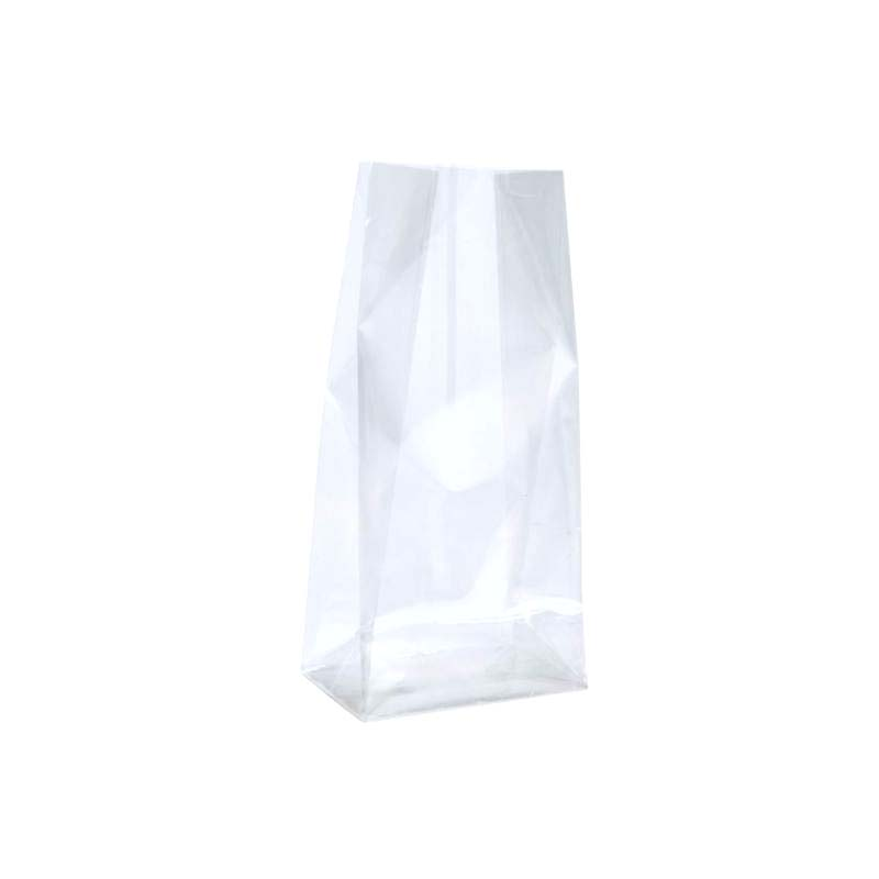 PE Flat-bottom Plastic Bag Packaging