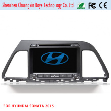 Reproductor de DVD / MP3 / MP4 de coche con USB / SD para Hyundai Sonata 2015