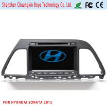 Lecteur DVD / MP3 / MP4 pour voiture avec USB / SD pour Hyundai Sonata 2015