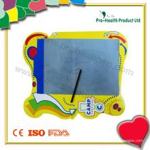Slate de papel mágico para crianças