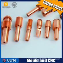 ShenZhen Custom PET,PTFE,PA6,PA66,MC,POM Plastic CNC Machining Part With Good Quality