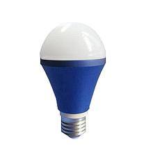 Zócalos de lámpara llevados de aluminio coloridos de la bombilla