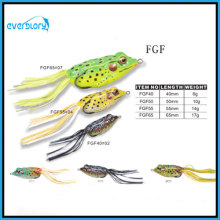 2015 New Model Frog Lure Hand Made and Four Length