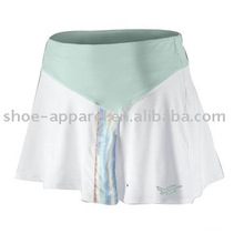 2013 Newest moisture wicking tennis skirts factory price
