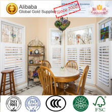 New Design Top Quality with Cheap Price of Oem Sliding Window Plantation Shutters External