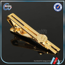 60mm gold blank tie clip(cl-53)