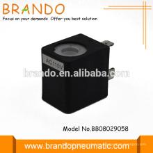 Productos al por mayor Válvula de ventilador de 3 vías de la bobina del ventilador Válvula solenoide de la máquina