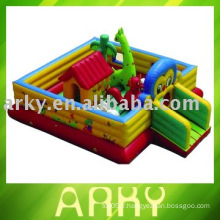 Funny Inflatable Bouncy Castle