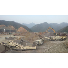 Artifical stone design mine crush production line