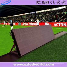 Сид P10 smd3535 крытый стадион и спортзал светодиодная вывеска для рекламы