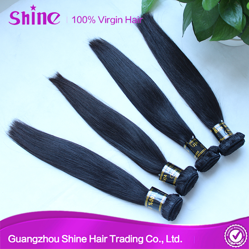 double wefts hair