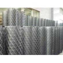 Malla de alambre expandido galvanizado en caliente