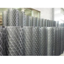 Hot-Dipped Galvanized Expanded Wire Mesh