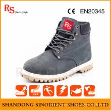 Chaussures de sécurité de bureau, chaussures de sécurité de police (RS5240)
