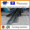 Adjustable Gutter Roll Forming Machine by Gear Box