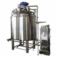 La meilleure qualité 7BBL Brewery Equipment Mash Tun équipement