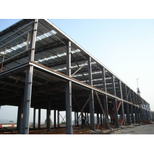 Prefabricated Steel Structure Building Construction (KXD-SSB1421)