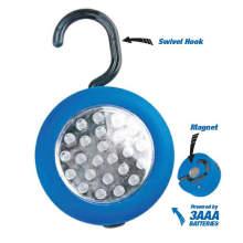 Luz de trabajo de gancho inalámbrico con 24 luces LED (CGC-L4243)
