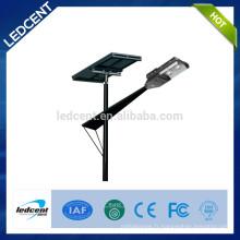 60W 70W 80W Solar Wind LED Solar Street Light avec CE RoHS