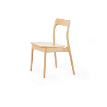 Bok Wood Dining Chair Trä stol