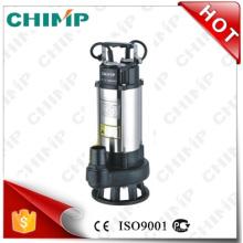 Pompe à eau submersible Chimp 3inch pour eaux usées d'eaux usées (V2200)