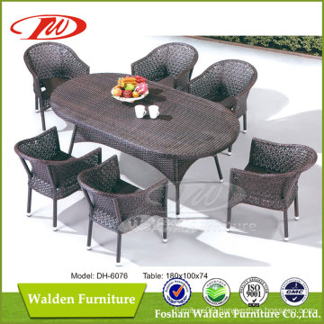 Beautiful Outdoor Rattan Dining Set (DH-6076)