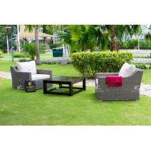 2017 Gute Qualitätssammlung Wicker Synthetische Rattan Sofa Sets Für Outdoor Gartenmöbel
