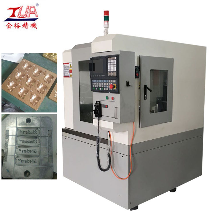 New Type CNC Metal Mold Carving Machine