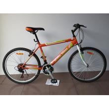 """24 """"bicicleta de montanha de armação de aço (cz2403)"""